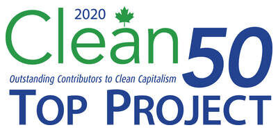 HTEC Wins a 2020 Canada's Clean50 Top Project Award for BC Hydrogen Infrastructure Development
